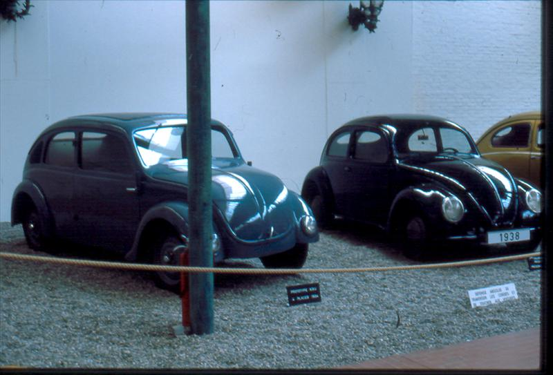 Primeros Volkswagen