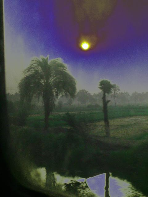 Wheel Window (Egypt)