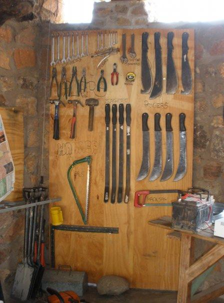 Tools / outils