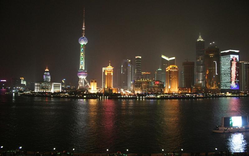 上海外滩,(Bund, Shanghai), China