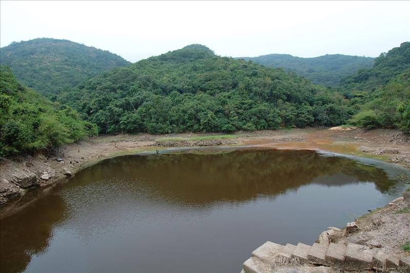 焦頭坑水塘(吉澳水塘)Tsiu Tau Hang Reservoir