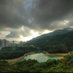 班納山西脊開揚位望香港仔下水塘