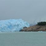 Perito Moreno from the Boat