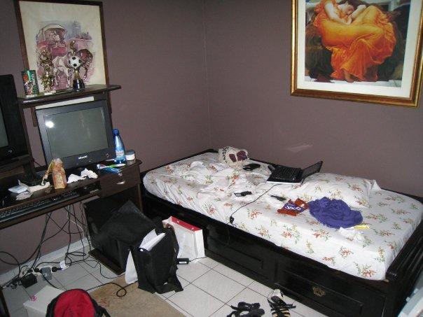 Julias Lejlighed - væresle