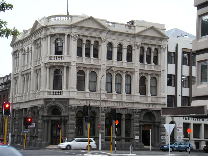 Dunedin architecture