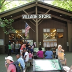 the front of village store