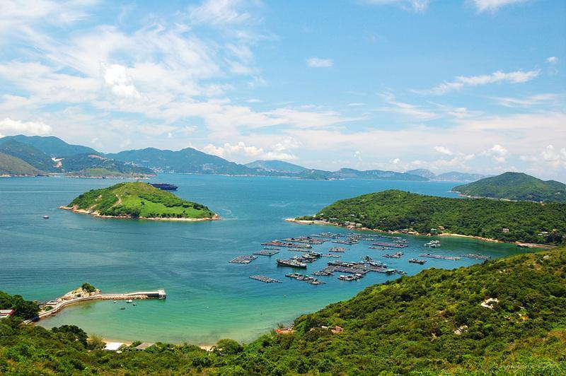 Luk Chau & Luk Chau Wan 鹿洲及鹿洲灣
