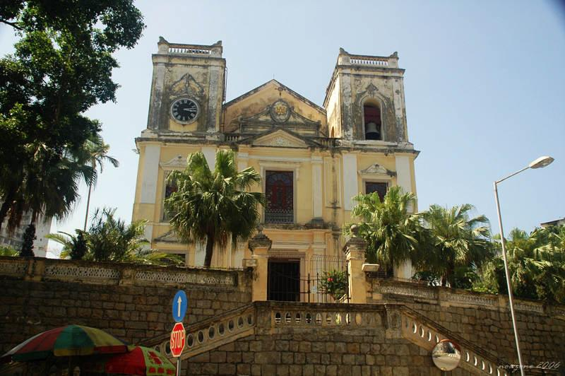 聖老楞佐教堂 (風順堂) St. Lawrence's Church