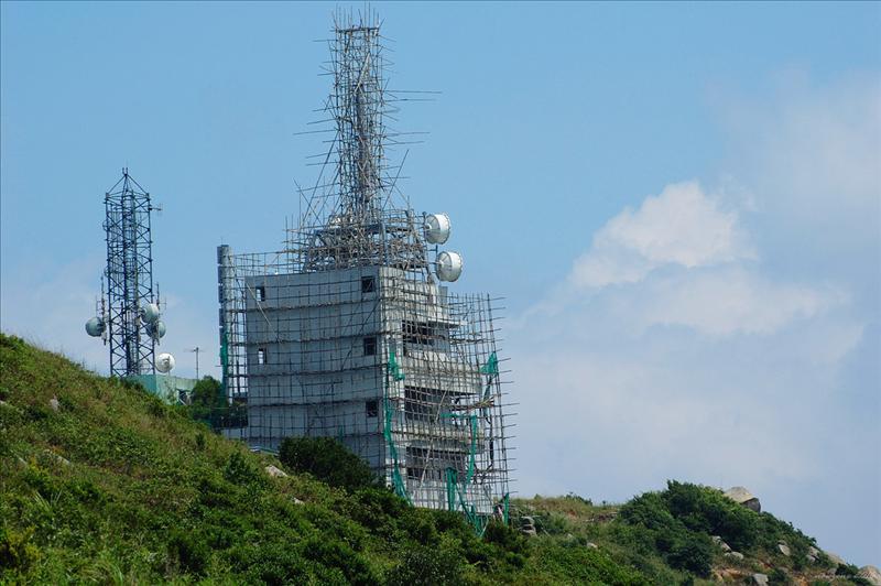 菱角山電訊發射站