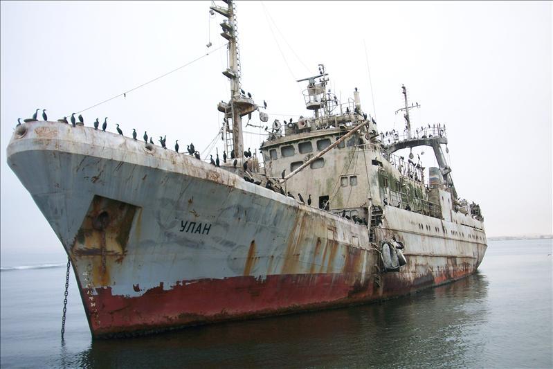 ship wreck / épave