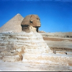 Giza, Egypt, Dec 2002