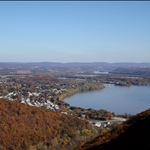 Duncannon and thte Susquehanna River