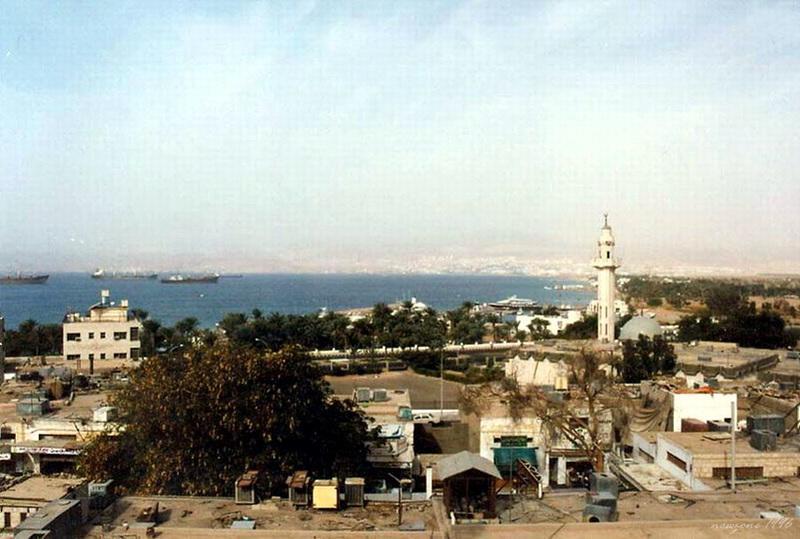 Aqaba 阿喀巴