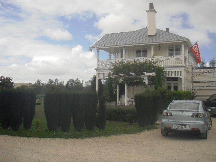 Winery visits in Martinborough, and my future house?!