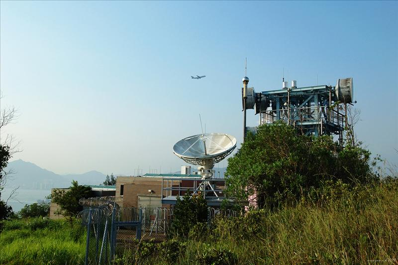 North Lantau Microwave Landing System Station 北大嶼山微波連接系統站