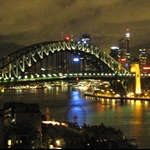 View of Harbour bridge