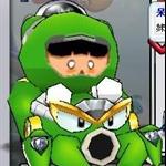 哈尼送的章魚SR,痞妹Ctrl + 2 的經典表情