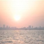 Elephanta Island Sunset 2.JPG