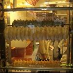 東京車站賣年輪蛋糕ㄉ店