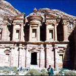1996 Feb Amman, Jerash, Petra, Wadi Rum 安曼, 杰拉什, 佩特拉, 瓦地倫