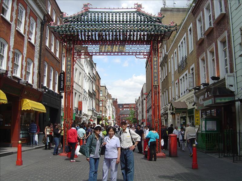 China town (London)