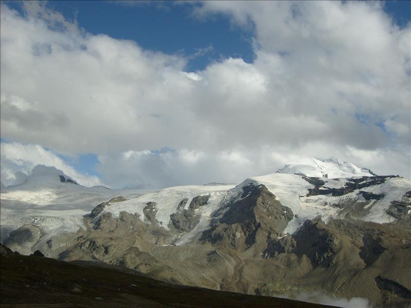Pointe Dufour•Monte Rosa•Liskamm•2008