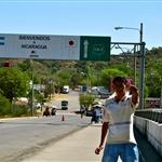 Frontière Guatemala/Nicaragua