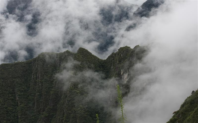 Machu Picchu, Peru, South America