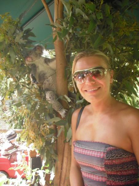 And we met some koalas!
