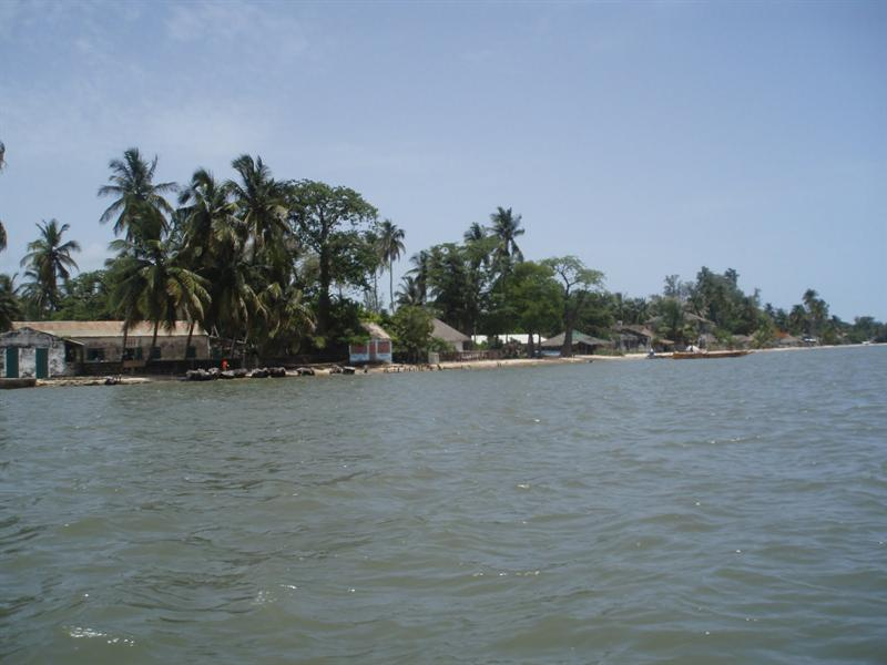 Isla de Carabane