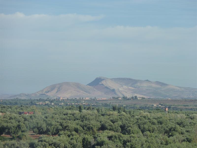 Atlas Mountains, Ourika Valley, Morroco