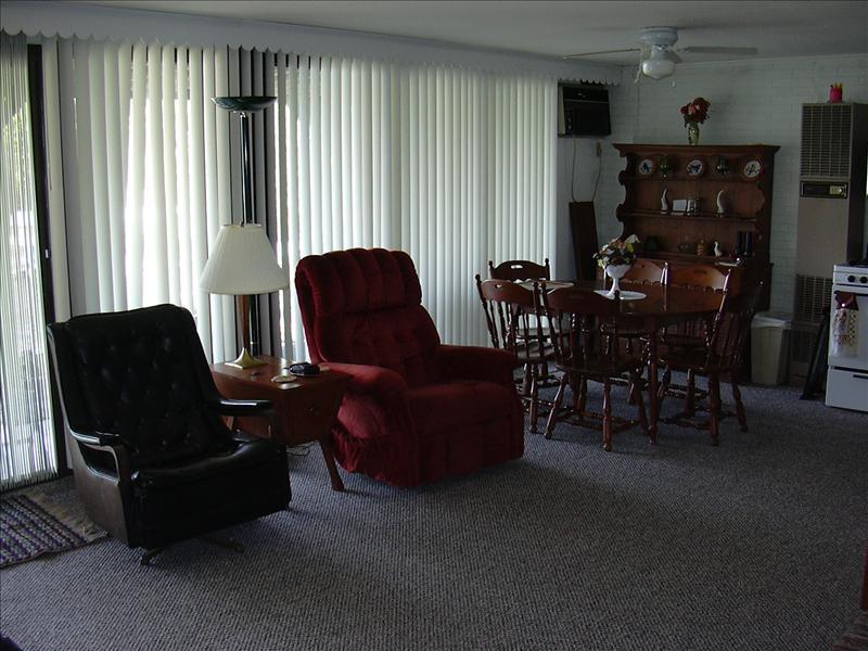 Aunt Jane's place