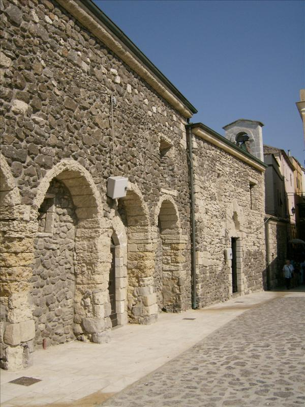 CASTELSARDO - Ancient church