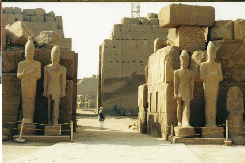 Temple of Karnak, Luxor Egypt