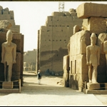 Temple of Karnak, Luxor Egypt