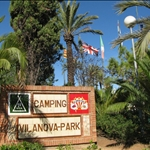 Vilanova Park Campsite