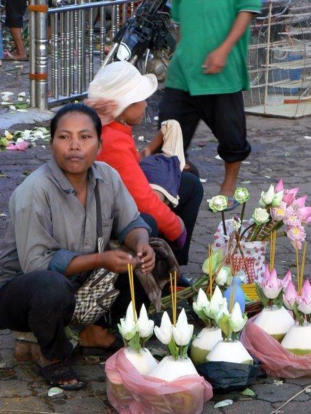 DEs marchandes de fleurs