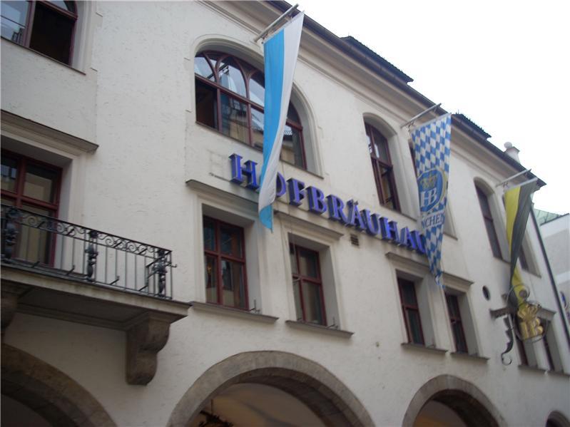 Hofbräuhaus Beer Hall