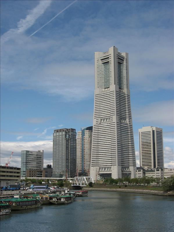 天放晴了,我也要離開橫濱