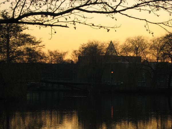 University of York still