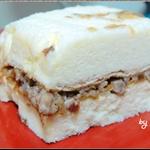 鹹蛋糕斷面-2