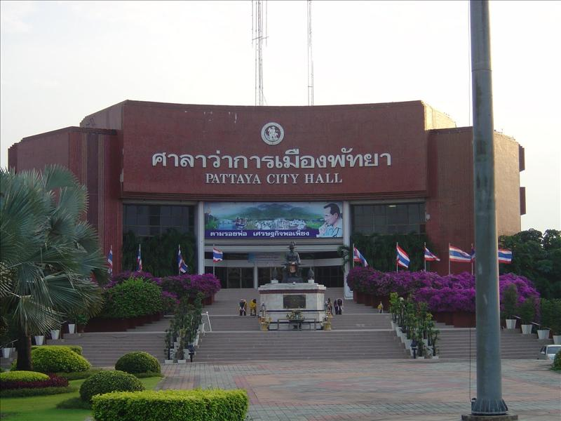 Pattaya's City Hall