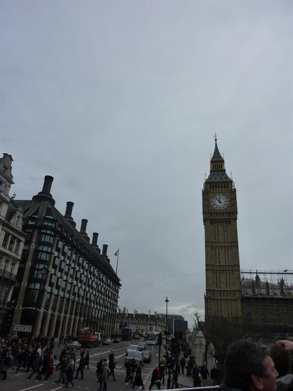 Big Ben, London (11.12-11.14)