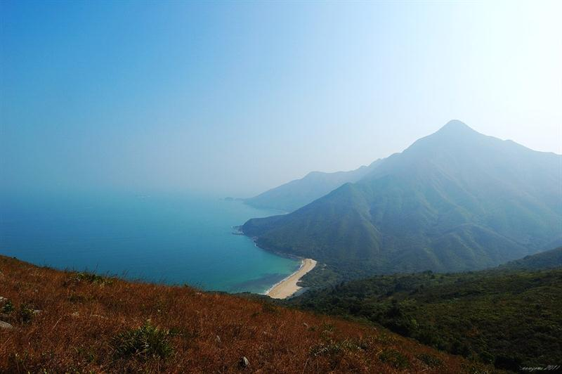 蚺蛇尖及大鵬灣