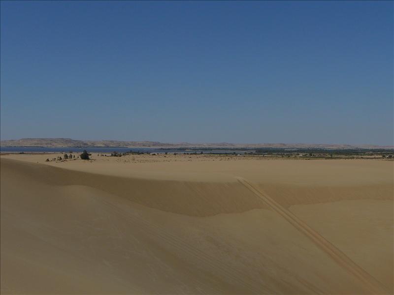 Siwa - Woestijn 12