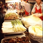 Donghuamen snack night market東華門美食坊夜市