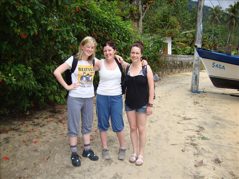 Dyke Hike - Ilha Grande to Lopas Mendes