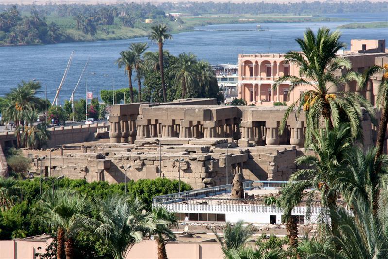 Luxor aan de Nijl