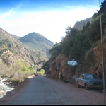 Atlas Mountains, Ourika Valley, Morroco