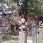 Wen Temple(文庙),Taiyuan(太原),Shanxi(山西),China,Jun 2011